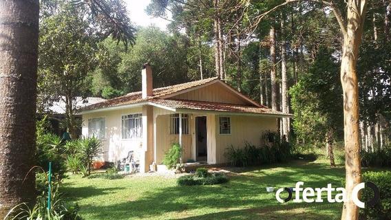 Chacara Com Casa - Guajuvira De Cima - Ref: 233 - V-233
