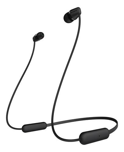 Imagen 1 de 6 de Audífonos Inalámbricos Sony Wic200