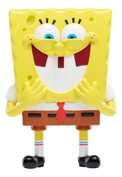 Nickelodeon Muñeco Bob Esponja Squeazies