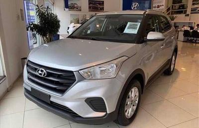Hyundai Creta 1.6 Attitude Flex 5p 2020