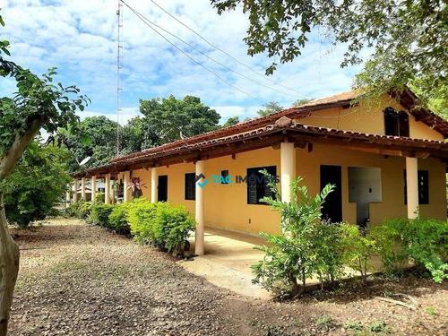 Imagem 1 de 14 de Fazenda À Venda - Pirapora/mg - Fa0011