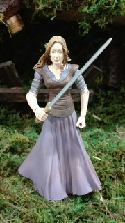 Lord Of The Rings Eowyn Toy Biz Abierto