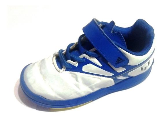 Zapatilla adidas Messi De Eco-cuero Con Abrojo Talle 24