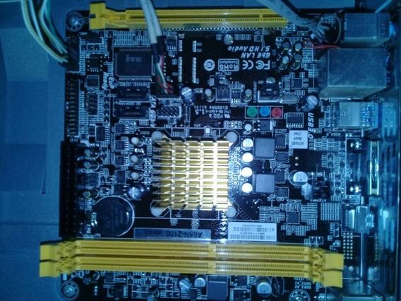 Placa Mae 24 Pinos Com Memoria Ram Ddr3