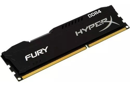 Memoria Kingston 4gb Ddr4 2400mhz Hyperx Fury Gamer Original
