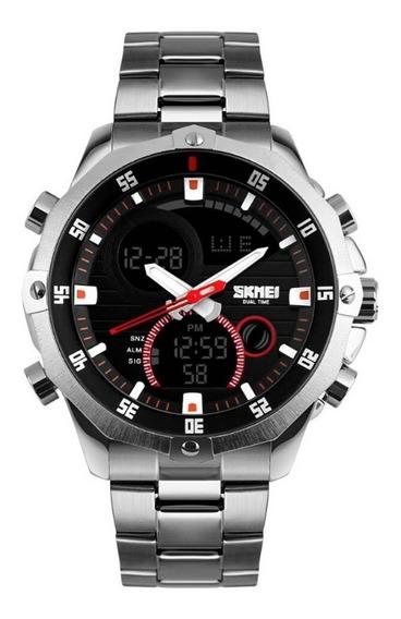 Relógio Masculino Skmei Anadigi 1146 Promoção Original