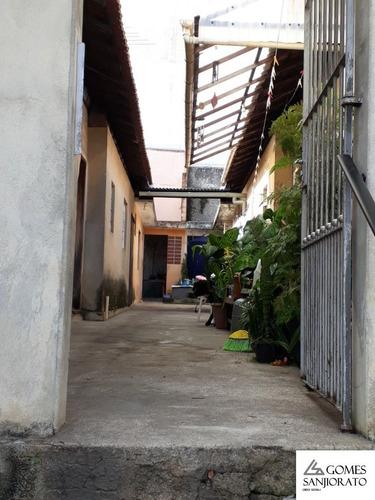 Casa Para A Venda No Bairro Campestre Em Santo André - Sp . - Ca00216 - 69193561