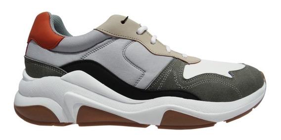 Tenis Urbano Alfie Sneakers St Hunting Mod 8854