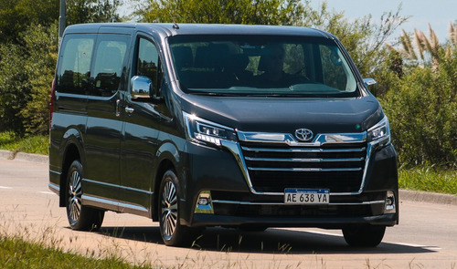 Imagen 1 de 15 de Toyota Hiace Wagon Van 2021