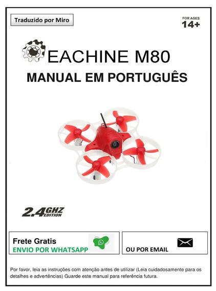 Manual Em Português Drone M80s.en.pt