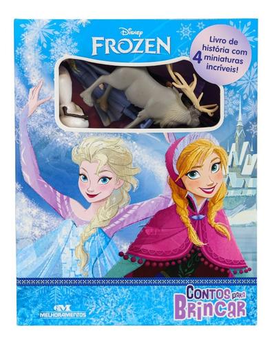 Imagem 1 de 1 de Frozen - Contos Para Brincar