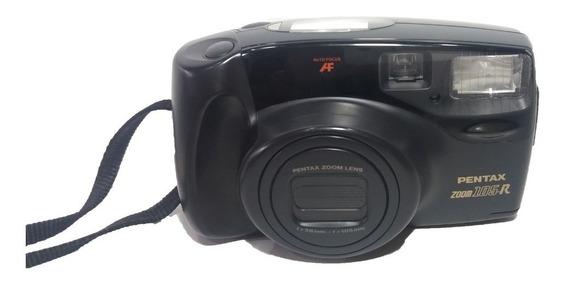 Câmera Fotográfica Pentax Zoom 105-r No Estado