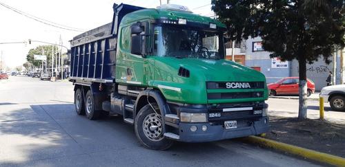Scania  124g 360 6x4