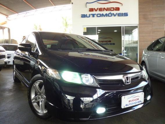 Honda Civic New Exs 1.8 (aut) Gasolina Automático