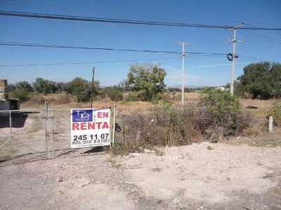 Terreno Comercial En Renta Los Angeles