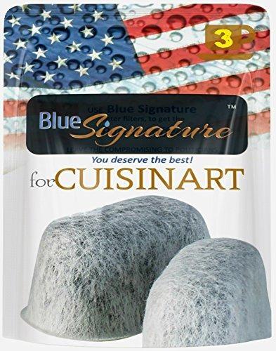 Filtros De Agua Blue Signature Para Cafetera Cuisinart Filtr