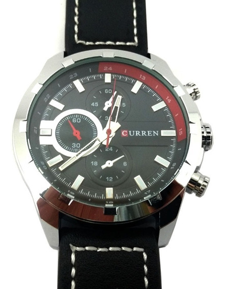 Relogio De Pulso Masculino Curren 8216 Curren Military Watch