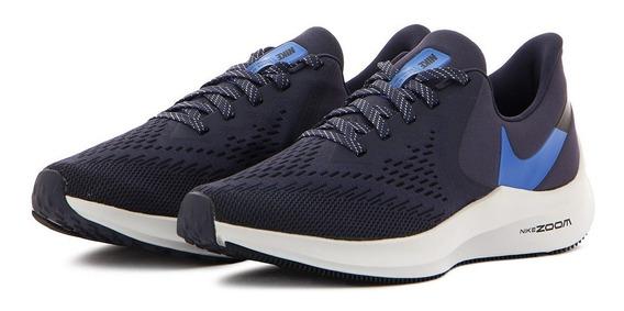 Zapatillas Nike Modelo Running Zoom Winflo 6 - (009)