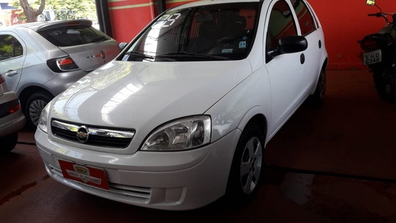 Chevrolet Gm Corsa Hatch Maxx 1.0 Branco 2008