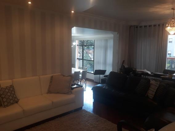 Apartamento À Venda, 4 Quartos, 3 Vagas, Perdizes - São Paulo/sp - 264