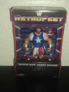Wwe Elite Collection Macho Man Randy Savage