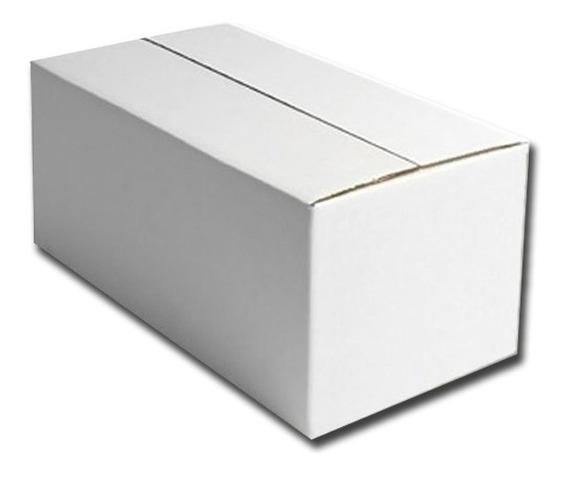 Caja Con 2000 Capsulas Para Paintball Gotcha White Box