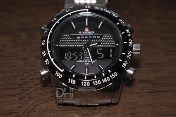 Relógio Masculino - Naviforce 9024