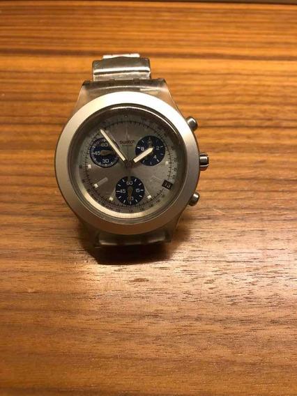 Relógio Swatch Irony Diapane- Com Caixa