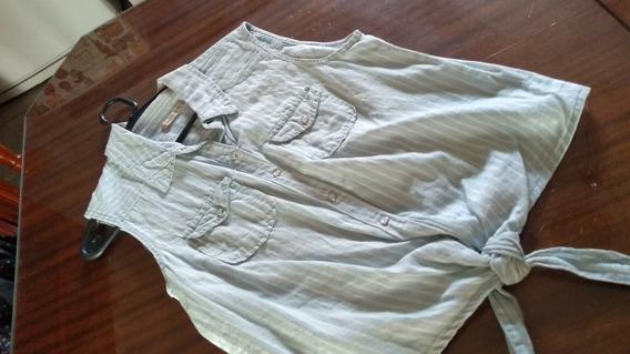 Camisa Black Label S/m Rayada T S/m