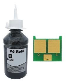 Refil Pó Toner + Chip 85a 78a 35a 36a 1102w 1005 1006