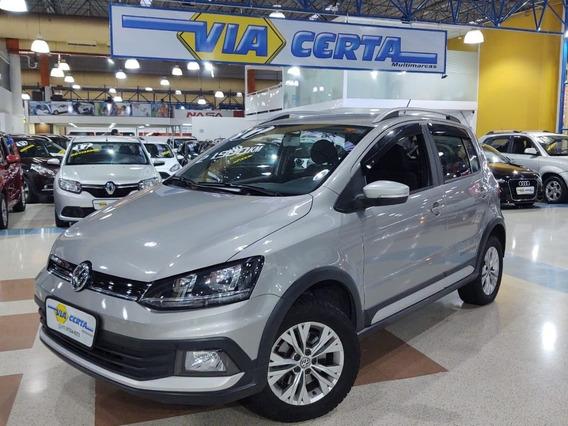 Volkswagen Crossfox 1.6 Msi Flex * Apenas 21.900 Km*raridade