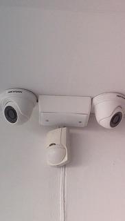 Sistemas De Alarmas Y Cámaras Cctv