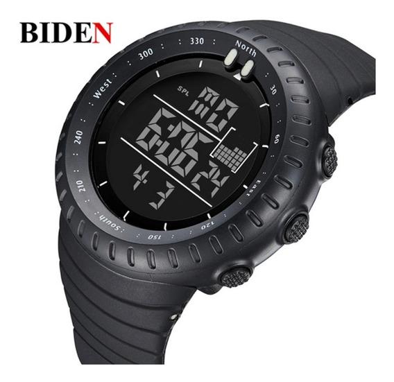 Relógio Digital Militar Biden 50mm Esportivo - Ots Suunto