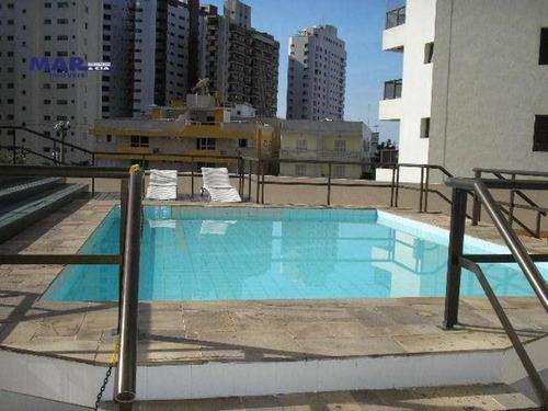 Imagem 1 de 24 de Apartamento Residencial À Venda, Jardim Las Palmas, Guarujá - . - Ap10785