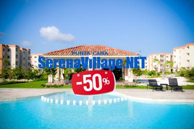Serena Village Punta Cana Alquiler Apartamento Serenavillage