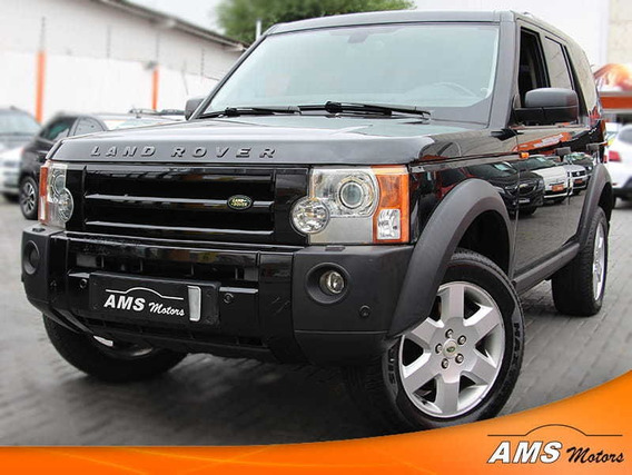Land Rover Discovery-3 4x4 Hse 4.4 V-8