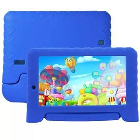 Tablet Multilaser Kid Pad Plus 8gb Wi-fi Android 7.0 1gb Ram