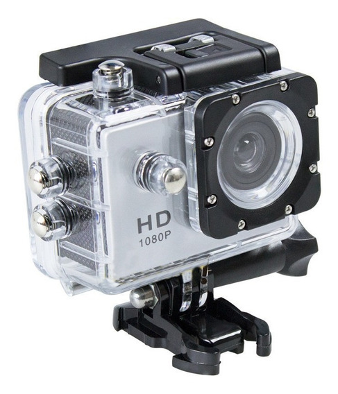 Camera Go Filmadora Pro Full Hd 1080p Sports Bike Moto