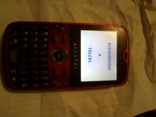 Telefono Basico Acatel 800a Telcel