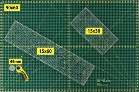 Base Corte A1 90x60 Réguas Laser 15x30 15x60 Cortador Refil
