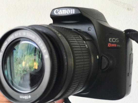 Camera Canon Eos Rebel T6