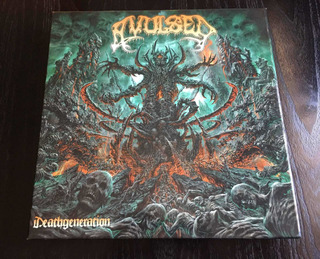 Avulsed Deathgeneration Limited Box Death Metal Nuevo ! Cd
