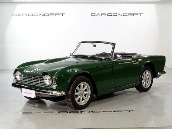Triumph Tr4 2.1cc 1963