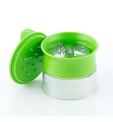 Imagen 1 de 10 de Cortador De Verduras En Espiral Mini Spiralicer Innovagoods