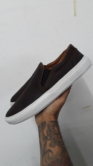 Hugo Bossi Slip On Casual,sliper
