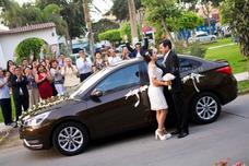 Alquiler De Exclusivo Auto Arrizo 5 Para Matrimonio