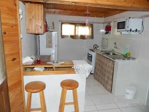 Casa Tipo Cabaña Para 5 Personas. Muy Confortable Y Tranqui