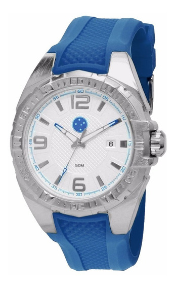 Relógio Technos Masculino Cruzeiro Oficial Cru2315aa/8k