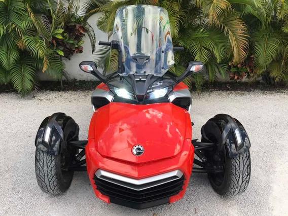 Can Am Spyder 1300cc