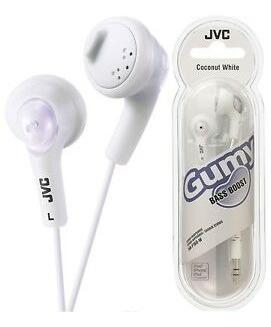 Audifonos Jvc Gumy Modelo: Ha-f160, Nuevos